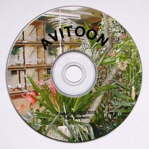 DVD - Avitoon